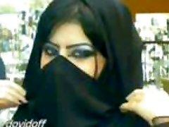 muslim sex hijab anal throat