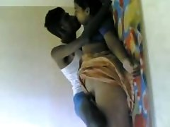 Southindian Village Couples recrding their fucking