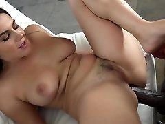 sexy italské bere BBC v zadku