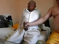 Old guy fucking the fat