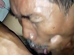 Indonesian Dad Blowjob1