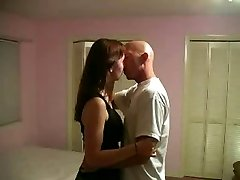 First time wife sharing at swingers party