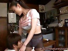 Matsuda Kumiko Volwassen echte aziatische meisje part6