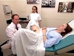 A real check-up video from a wooly mature woman 2