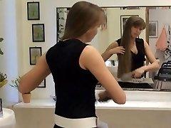 Lengthy Hair, Hair, Hair Brushing