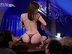 Yui Hatano Makes A Fellah Cum