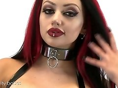 Dani Divine Domination & Submission Latex Fetish
