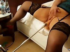 Hot Wife Screwing Machine LOUD Orgasms