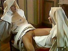 Preist & Nuns Pulverizing & Fisting
