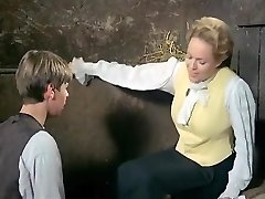serena grandi, alexandra vandernoot, marion peterson - l'iniziazione (1987)