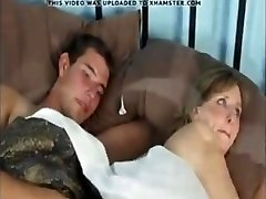 Step-mom and Son Hotel Sex