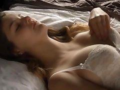 Girl stroking 3-1