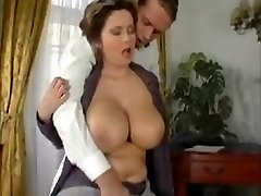 Classy Mature MILF with Humungous Tits Knows How to Ravage