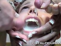 Mouths OF CUM Daniela Leon