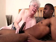 Caroline Grandmother Black Cock