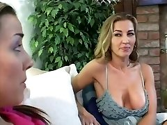 Babysitter Learns How To Rail A Cock