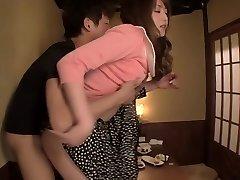 Crazy Japanese girl in Epic Couple, Hardcore JAV scene