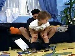 German midget gets ravaged