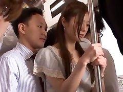 Crazy Asian model Ren Aizawa in Best Solo Girl, Secretary JAV scene