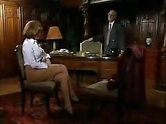 Clips of students and masters in various stages of fucking