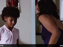Sharon Leal naked and romantic sex flick