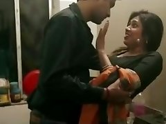 Husband is desperate for fuck-fest with Wife's Sister In Law Sali ki Chudai- DesiGuyy