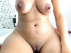 Beautiful brunette in sexy solo fingering masturbation Three wmv