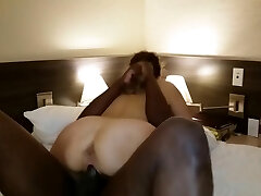Amateur Wifey Being Recorded By Husband Fucking A Bbc