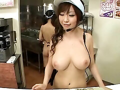 When you can Stop Time (Asian, Censored)