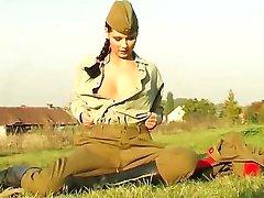 Topla Sovjetskog djevojku