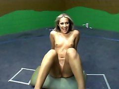 Chelsie Rae drinks 129 loads of semen!!!!
