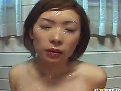 AzHotPorn.com - Best of Bukkake Dream Shower 2