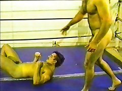 Sexual wrestling