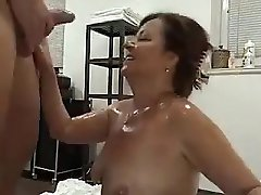 Hot milf and her younger lover 509