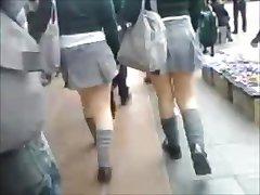 piernas de colegialas 3