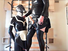 Latexmaid Sensorary Privation
