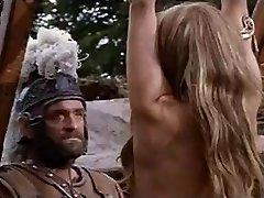 Peitschen-Szene von der Wikinger-Königin