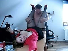 Chief warm fuck his Secretary(GETLaid24-com)