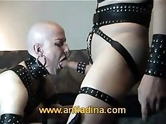 AntiaDina Private Fetish Film