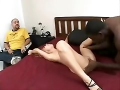 Jessie pays her rent Interracial