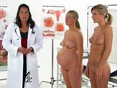 Spremembe med nosečnostjo
