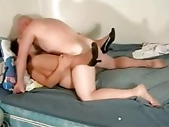 stocking mary sex