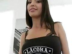 Ultra skinny russe anal