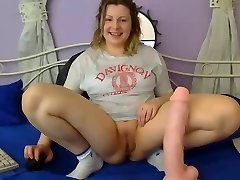 super suur dildo in ass!