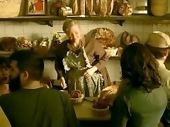 sexo en la panaderia