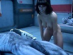 3 डी ज़ोंबी Sexperiment!