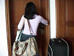 Indijski dekle fuckt v hotelu