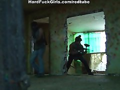 Brazilian military hostage fucked hard