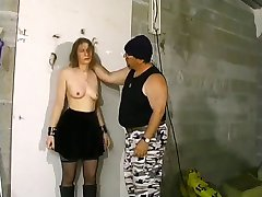 Housewife is a slave part 1