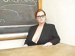 BBW Orgazem lekcije